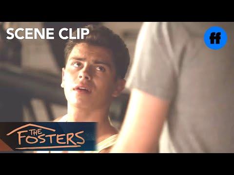 The Fosters 2.12 (Clip 'Brandon & Jesus')