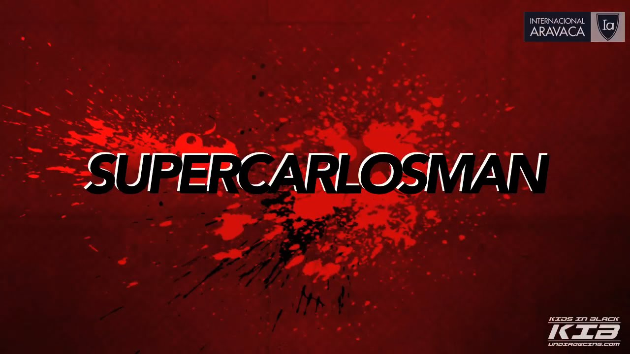 Supercarlosman. Trailer
