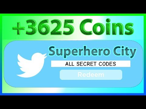 Download All 15 New Superhero City Simulator Codes New Grand Openin