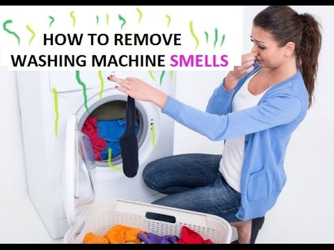 How to clean washing machine smells & remove limescale build up SIMPLE EASY WAY!
