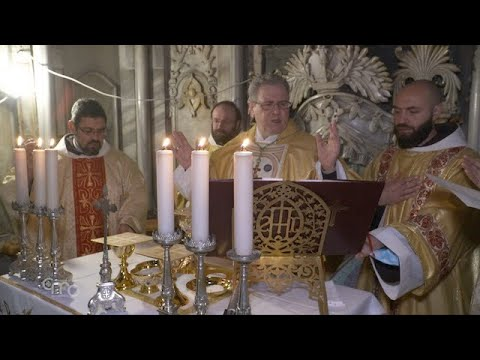 VIDEO: Holy Mass for the benefactors of the Custody of the Holy Land