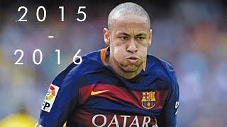 Neymar JR ● Skills and goals ● 2015-2016 HD