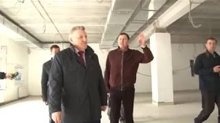 Инженерную школу в Комсомольске-на-Амуре сдадут в срок