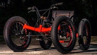 世界のビックリ電動自転車7選