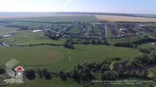 Аэросъемка села Большие Кайбицы