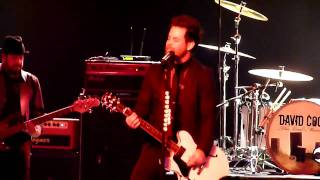 David Cook - Time Marches On - DC 4/29/11