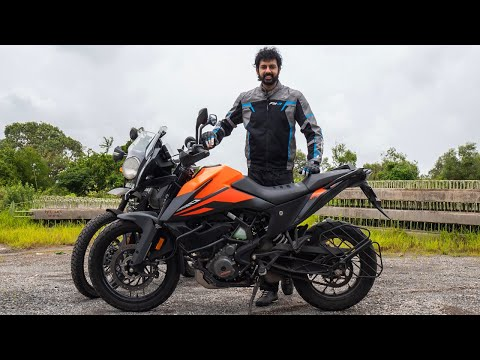 KTM 390 Adventure - Great Touring Motorcycle | Faisal Khan
