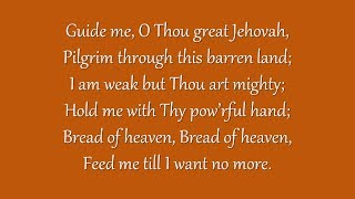 Guide Me, O Thou Great Jehovah (Grace Community Church)