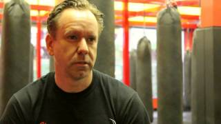 preview picture of video 'Mike Young Testimonial of Champion Boxing & Fitness Rockville'