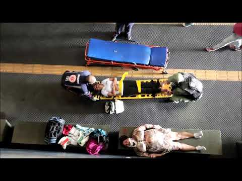 Veja imagens da situação do metrô após acidente com 46 feridos