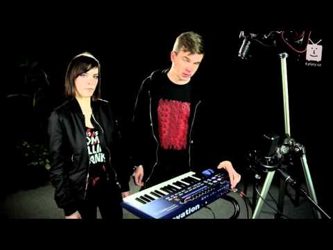 NOVATION UltraNova Virtuální analogový syntezátor, vokodér