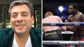 WBC PRESIDENT MAURICIO SULAIMAN REACTS TO WHYTE KO LOSS TO POVETKIN/TALKS MANDATORY STATUS & REMATCH