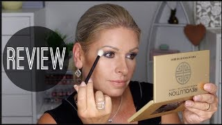 Review Makeup REVOLUTION Palette | Fortune Favours the Brave Duo Chrome Eyes Review