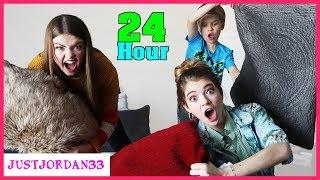 24 Hours In My Parents Room  JustJordan33