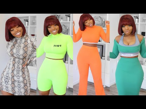 CHEAP & LIT AF Summer Try on Haul | Slim Thick Edition | African Mall
