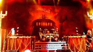Judas Priest - Blood Red Skies (Live 2011 - Rob's Best High Notes)