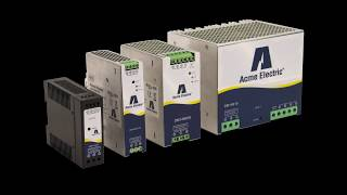 video: Product Information Video Series - DIN-Rail Power Supplies