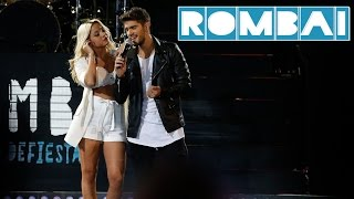 Rombai Yo Te Propongo En Vivo // Viña del Mar 2017 HD ((OUR MUSIC))