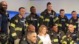 Former FDNY Fireman Opens Up About Losing His 'Dream' Job