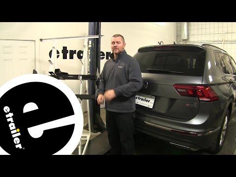 Best 2018 Volkswagen Tiguan Trailer Hitch – etrailer.com