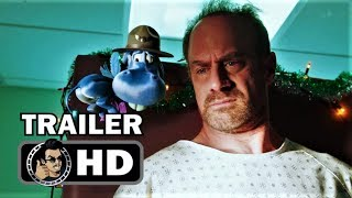 HAPPY! Official Trailer (HD) Christopher Meloni, Patton Oswalt SYFY Series