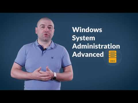 Windows System Administration Advanced - ноември 2020