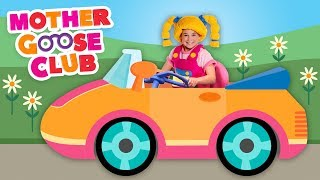🔴 Mother Goose Club Full Episodes | DRIVING IN MY CAR | Live Now!