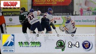 «Бейбарыс» 2-4 «Алматы».