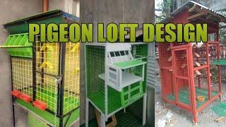 SIMPLE PIGEON LOFT DESIGN IDEA