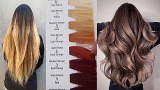 Understanding Hair Color Pigments