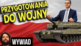 Polska Szykuje się do Wojny cz 1 – Ekspert Zdradza Informacje o Stanie Wojska PL