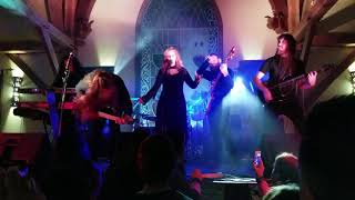 Solborn - Aurora / Ad Infinitum LIVE 2018 Amazing New Female Fronted Symphonic Power Metal band