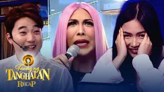 Wackiest moments of hosts and TNT contenders | Tawag Ng Tanghalan Recap | July 06, 2019