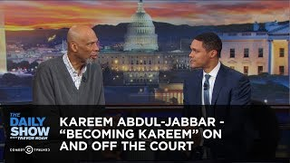 """Kareem Abdul-Jabbar - """"Becoming Kareem"""" On and Off the Court 