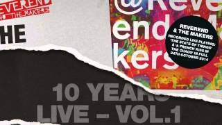 22 Reverend and the Makers - Armchair Detective (Live) [Concert Live Ltd]