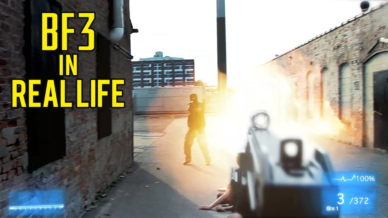 Check Out This Live-Action Battlefield 3 Fan-Film