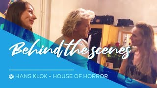 Hans Klok - House of Horror - Behind the scenes & Show Highlights - Saskia