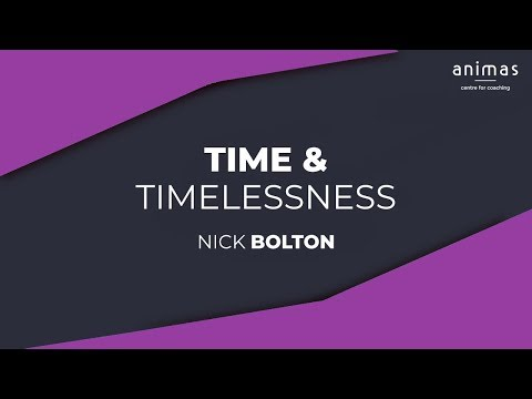 Time & Timelessness in Coaching