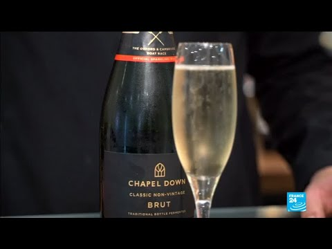 Brexit boosts production of British sparkling wine
