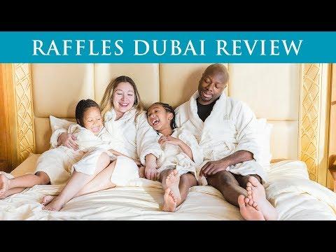 Is Raffles Dubai Good for Families? – Hotel Review of Kid-Friendly Dubai Raffles – Top Flight Family