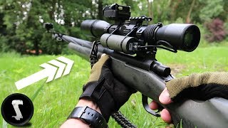 This Airsoft Gun Scares the SH*T out of Players