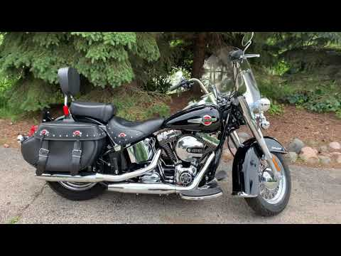 2017 Harley-Davidson Heritage Softail® Classic in Muskego, Wisconsin - Video 1