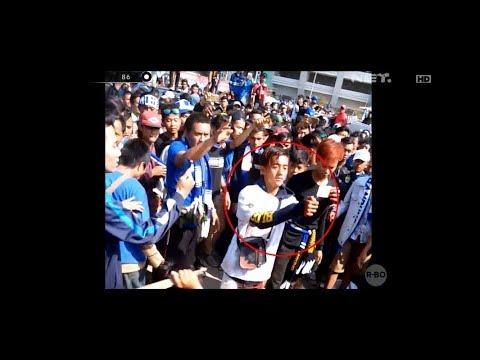 Keroyok Suporter Bola Hingga Meninggal, Para Pelaku yang Terekam Video Ini Ditangkap - 86