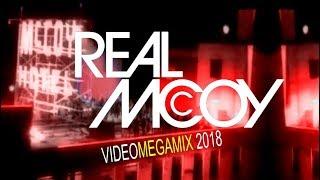 REAL McCOY ★ Megamix 2018 ★