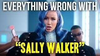 """Everything Wrong With Iggy Azalea   """"Sally Walker"""""""