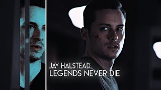 Jay Halstead - Legends never die