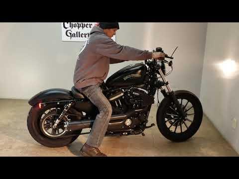 2015 Harley-Davidson Iron 883™ in Temecula, California