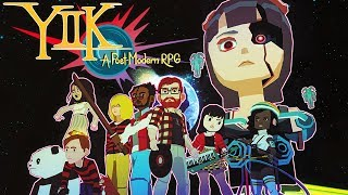 YIIK: A Postmodern RPG - Hipsters vs. the Universe