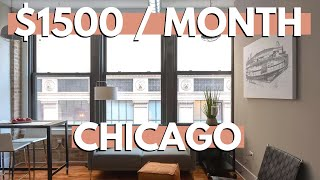 What $1500 Will Get you in Chicago, Illinois | Affordable Chicago Apartments