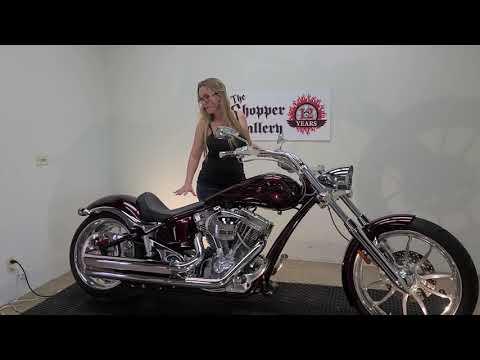 2008 Big Dog Motorcycles Mastiff in Temecula, California - Video 1